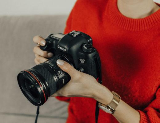 Die perfekte Blogger Kamera